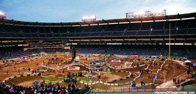 Anaheim Supercross - A prova ideal