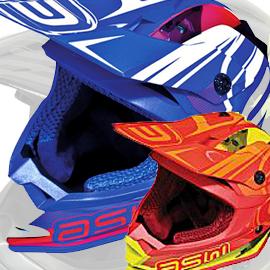 Venha conferir os novos capacetes ASW 2017