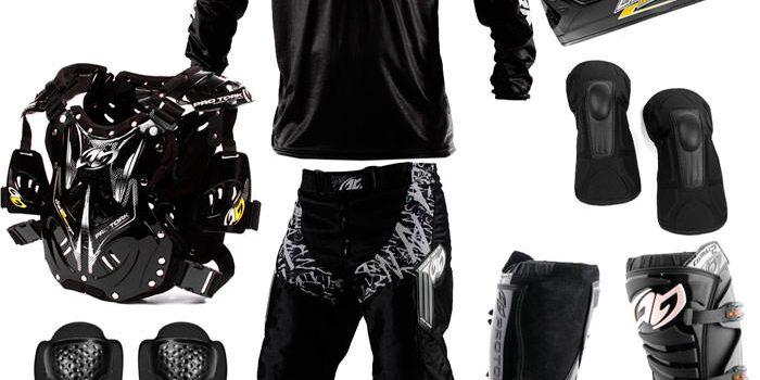 Equipamentos essenciais Moto, Motocross e Trilha
